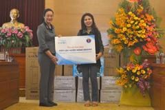 25 máy lọc nước tặng các bệnh viện chống dịch Covid-19