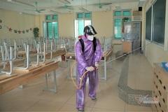 Thái Bình cho học sinh lớp 12 đi học lại từ ngày 4/3