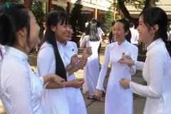 Học sinh THPT các tỉnh miền Tây đi học lại từ ngày 2/3