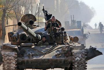 """Nga tố quân Thổ ở cùng 'khủng bố"""" tại Syria, NATO họp khẩn"""