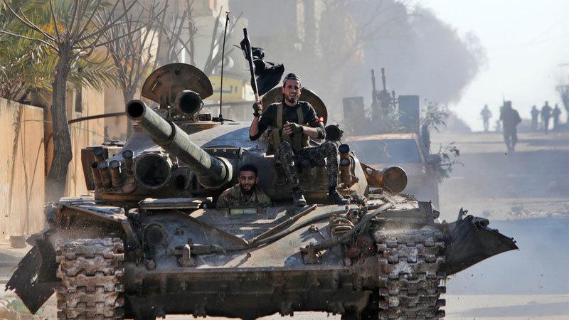 Nga tố quân Thổ ở cùng 'khủng bố' tại Syria, NATO họp khẩn