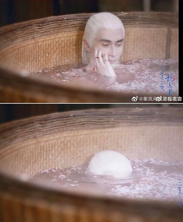 Cảnh nóng của Địch Lệ Nhiệt Ba trong 'Chẩm thượng thư' gây sốt