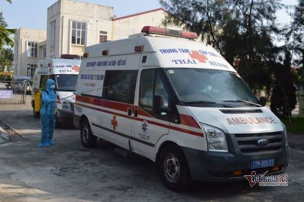 Sau 4 ngày vận động, người đàn ông Hàn Quốc chịu vào khu cách ly