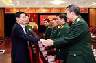 Ông Vương Đình Huệ làm Bí thư Đảng ủy Bộ Tư lệnh Thủ đô Hà Nội