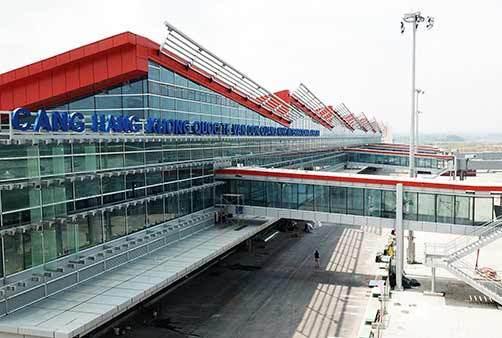 Tạm giữ thanh niên xâm nhập trái phép sân bay Vân Đồn