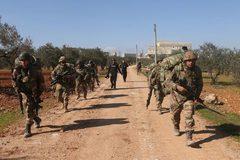 Xung đột leo thang, Thổ Nhĩ Kỳ bắn phá dữ dội ở tây bắc Syria