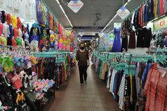 Chợ Bến Thành lâm cảnh ế ẩm