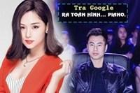 Những nghệ danh của sao Việt đến Google cũng đành 'câm nín' trong việc tìm kiếm