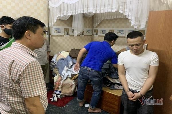 Bắt trùm ma túy ở Quảng Bình, thu giữ súng đạn trong nhà