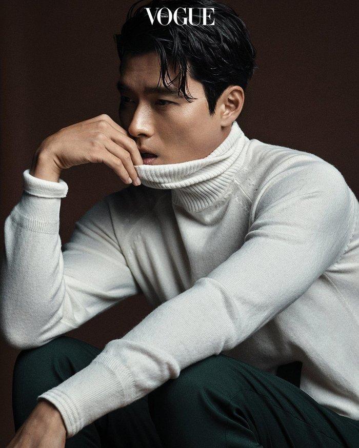 Hyun Bin 'Hạ cánh nơi anh' trở thành mỹ nam hot nhất tháng 2
