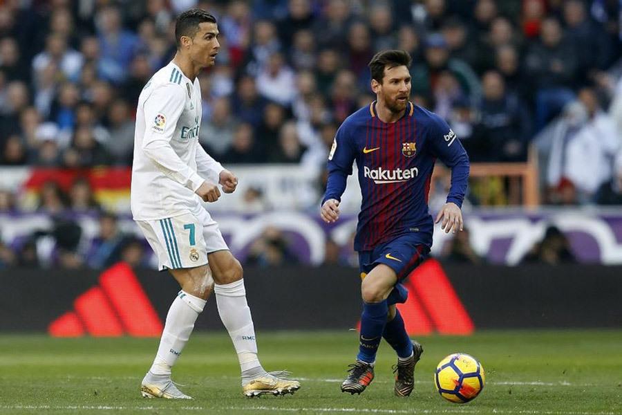 Messi: 'Siêu kinh điển có Ronaldo thú vị hơn'