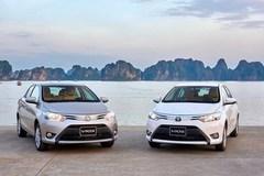 Toyota Việt Nam triệu hồi hơn 1.500 xe Vios và Altis 10-15 năm tuổi