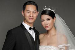 Trang Trần kết hôn cùng ông xã Việt kiều