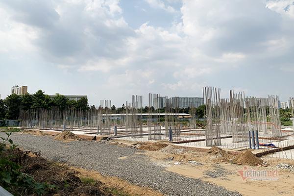 """Cận cảnh 3 dự án nhà ở tại TP.HCM trong """"tầm ngắm"""" thanh tra"""