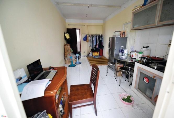 Quyết cho xây căn hộ 25m2, nghèo cũng chơi sang mỗi người một căn hộ