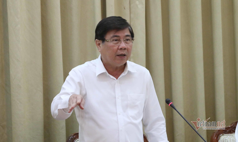 Chủ tịch TP.HCM: Phải tính đến việc lập khu cách ly phía Nam