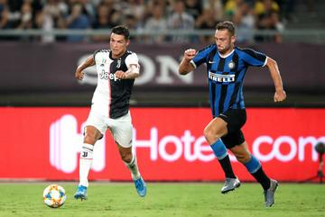 Ronaldo muốn thắng Inter, phớt lờ kỷ lục Serie A