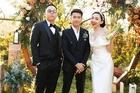 Khoảnh khắc đáng nhớ trong hôn lễ của Hoàng Touliver, Tóc Tiên