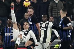 Hoãn đại chiến Juventus với Inter Milan, do dịch Covid-19
