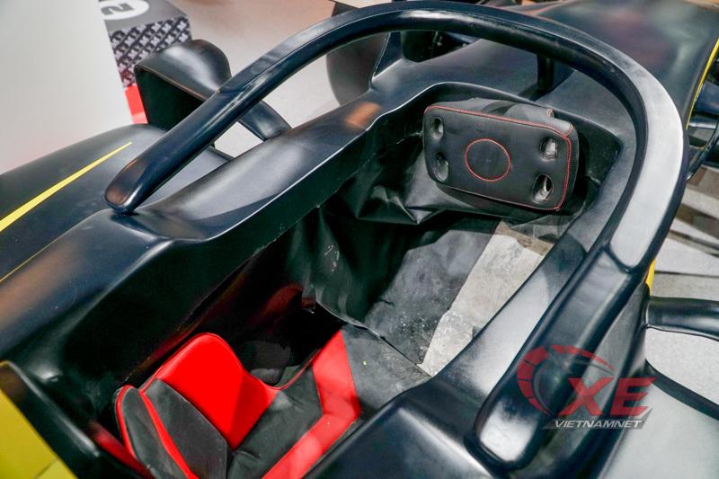 Mô hình xe đua F1 do người Việt tự làm giá bằng Kia Morning cũ