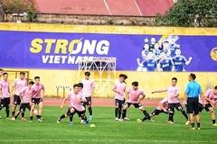 V.League to kick off season behind closed doors