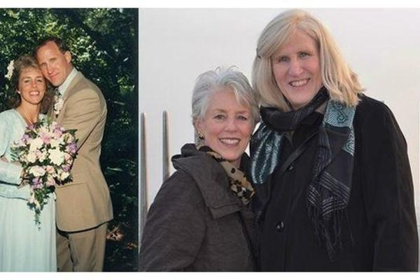 24 năm hạnh phúc của người vợ ủng hộ chồng chuyển giới thành phụ nữ