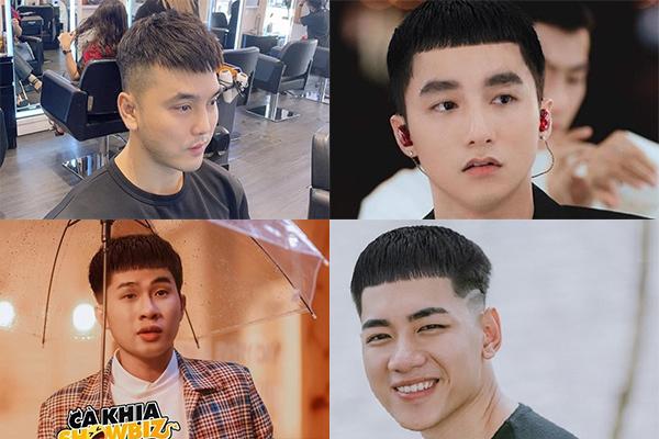 Sơn Tùng, Jack, K-Icm 'cắt tóc' như Park Seo Joon: Ai đẹp trai nhất?