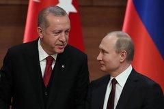 Nga-Thổ hội đàm về xung đột Syria