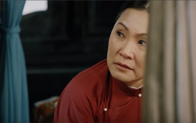 HHHV Khánh Vân xinh đẹp, bí ẩn trong trailer đẫm máu của 'Phượng khấu'