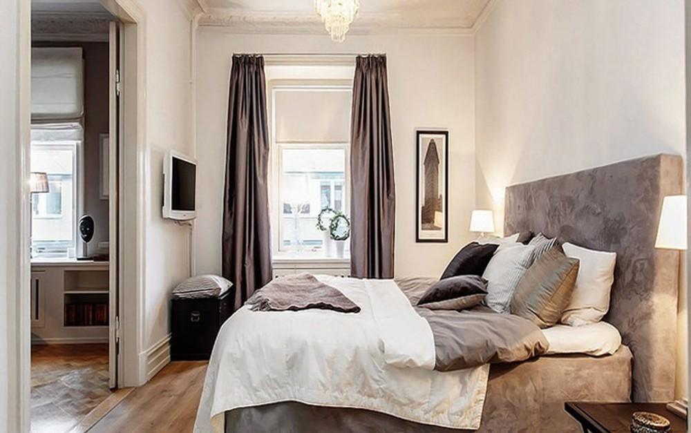 Chớ dại kê giường ngủ ở những vị trí phạm phong thuỷ