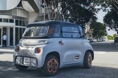 Xe điện không cần bằng lái, giá thuê tương đương 600.000 đồng/tháng