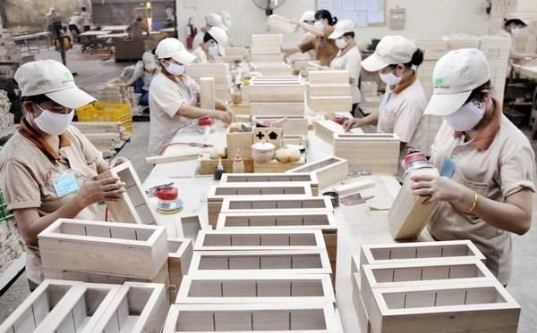 U.S. remains largest buyer of Vietnam's wood products