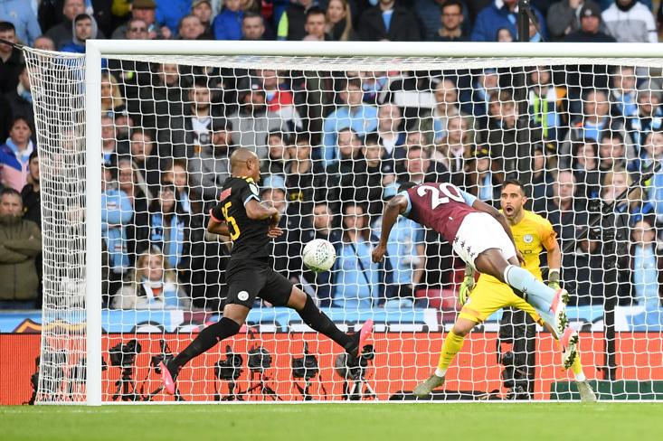 Man City 2-1 Aston Villa: Kịch tính phút cuối (H2)