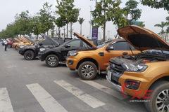 Hơn 400 khách Việt 'tố' lỗi chảy dầu trên Ford Ranger và Everest