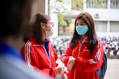 Bình Thuận cho học sinh nghỉ đến hết tuần
