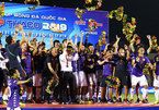 Hanoi beat HCM City to lift National Super Cup
