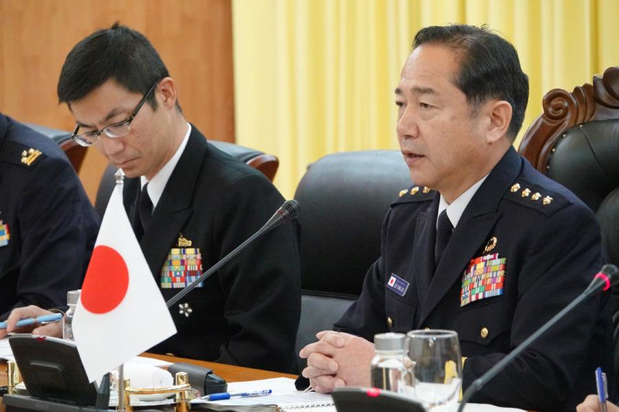 Việt-Nhật chuyển giao công nghệ ngành đóng tàu quân sự