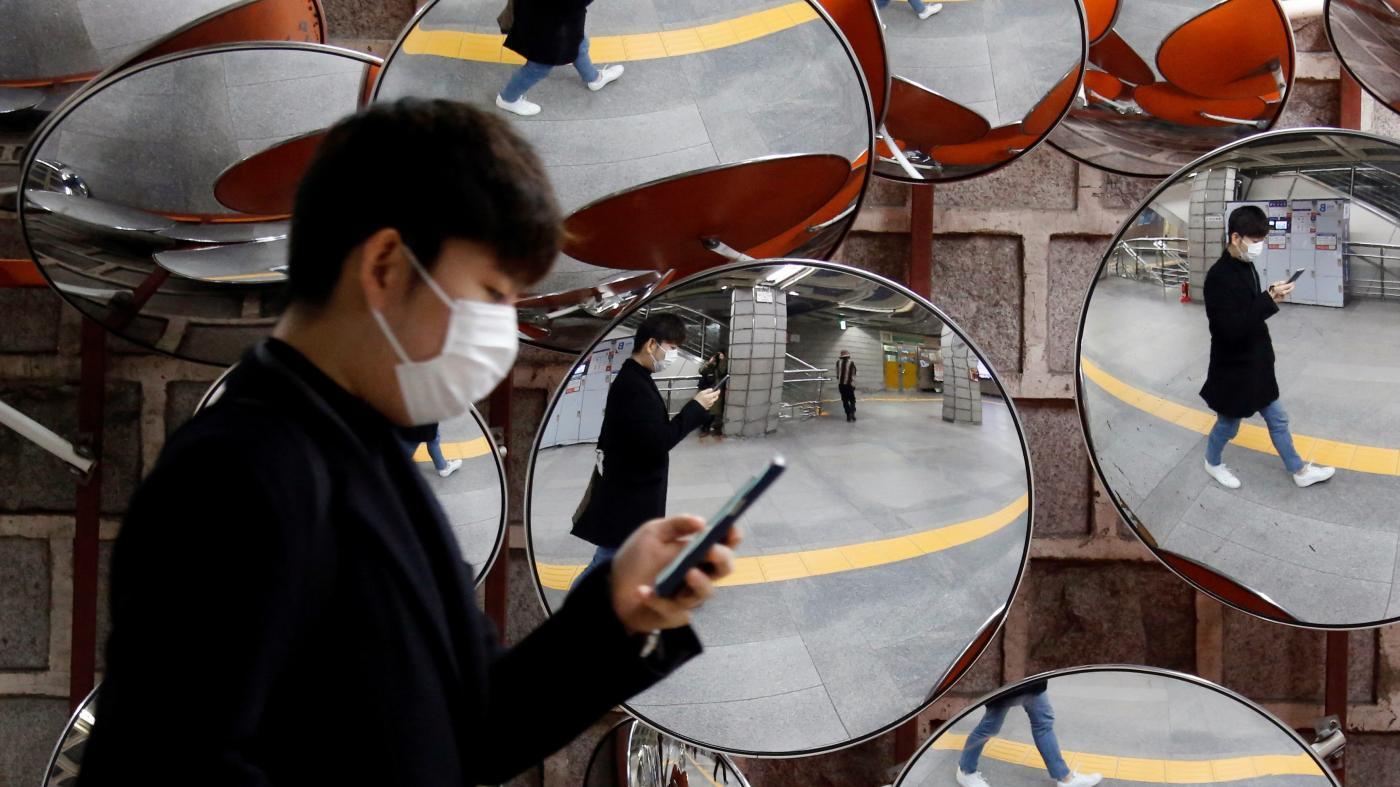 Ứng dụng di động về Covid-19 'nở rộ' tại Hàn Quốc
