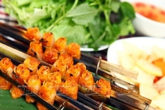 'Cha tom': A delicious dish of Thanh Hoa