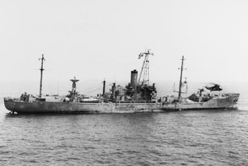 Bí ẩn vụ tàu Mỹ bị Israel bắn chìm