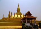Part 1: Crossing border gate and Sabaidee Vientiane