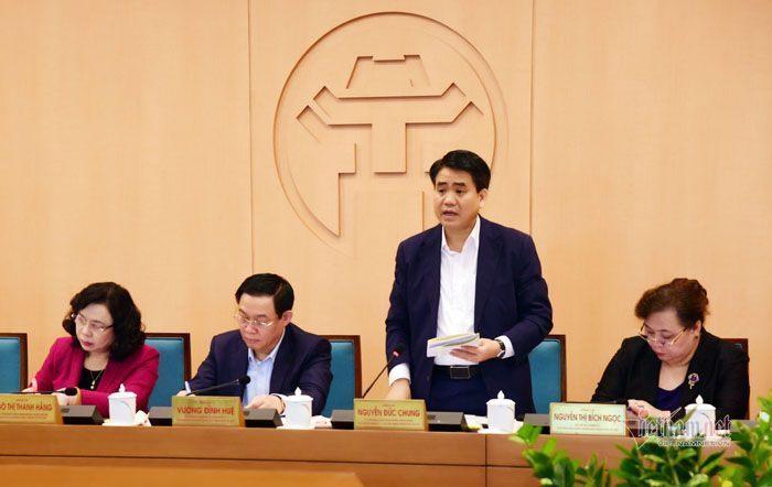 Học sinh THPT Hà Nội có thể đi học từ 9/3, các cấp còn lại từ 16/3