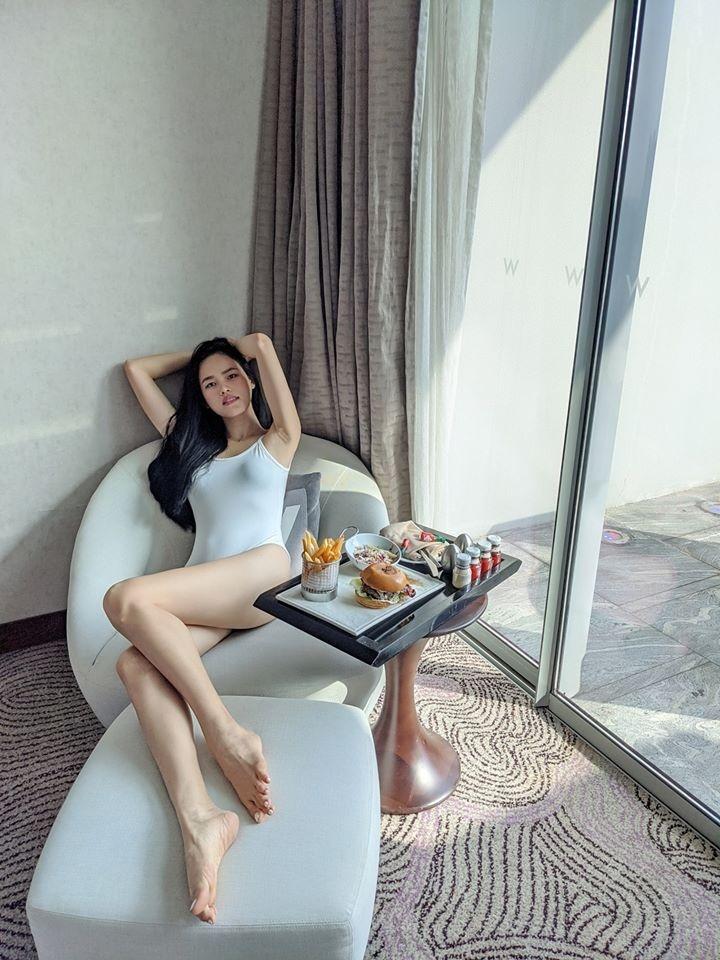 Tuyết Lan bị nghi có bạn trai mới sau khi ly hôn chồng doanh nhân