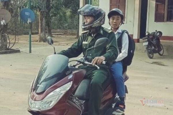 Bỗng chốc có nhiều cha, trẻ miền biên giới lấy đồn biên phòng làm nhà