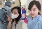 Nữ sinh từ Hàn Quốc về kể chuyện cảm động ở khu cách ly
