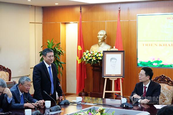 Thứ trưởng Bộ TT&TT Phạm Hồng Hải nghỉ hưu