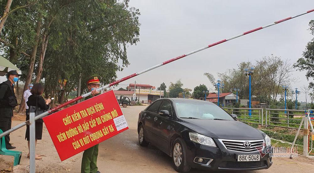 Chàng cảnh sát cơ động trực chốt Sơn Lôi cách nhà 300m 3 tuần không về
