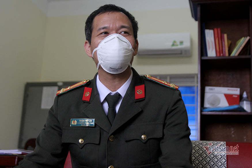 Giám đốc Công an tỉnh kể những ngày căng mình phong tỏa Sơn Lôi