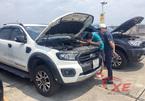Ford chậm sửa lỗi chảy dầu, nhiều khách Việt bất an