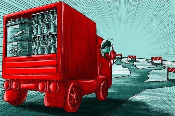 Nông dân Trung Quốc 'dính đòn nặng' vì Covid-19